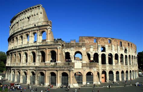 colosseo ingresso gratuito colosseo teatro romano per eccellenza