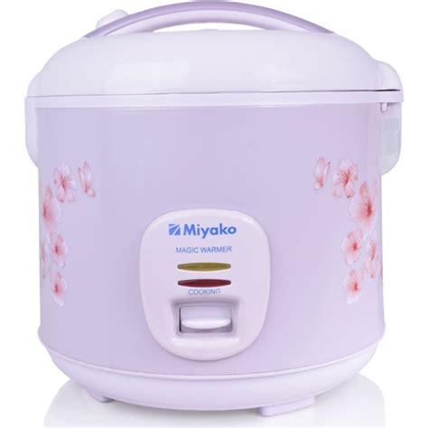 Rice Cooker Miyako Mcm 509 miyako mcm 509 rice cooker magic 3in1 1 8 liter