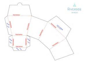 Takeout Box Template by Riverside Take Away Box