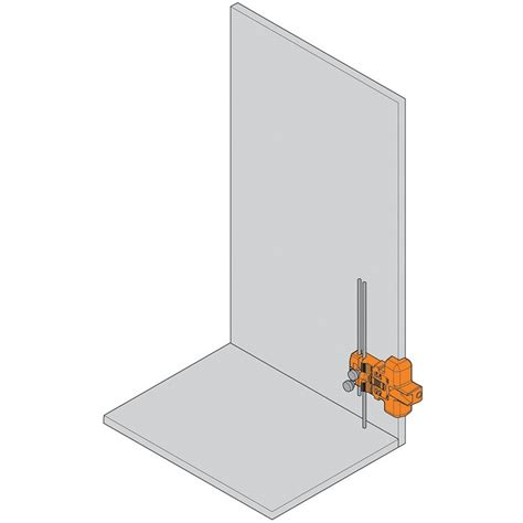 blum 65 5000 blumotion for doors boring template