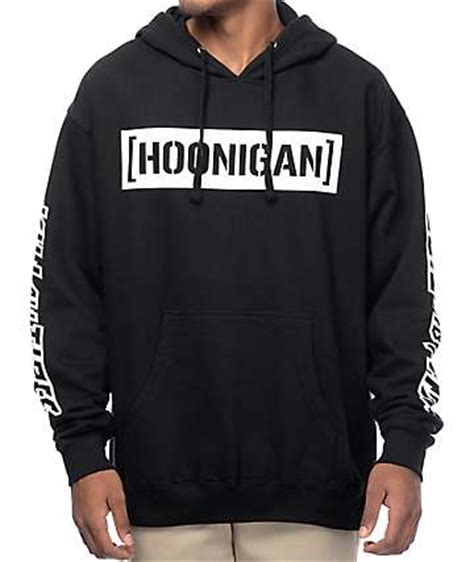 hoonigan clothing hoonigan shirts zumiez