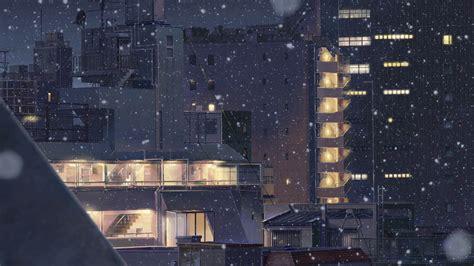 kimi no na wa your name landscape cityscape