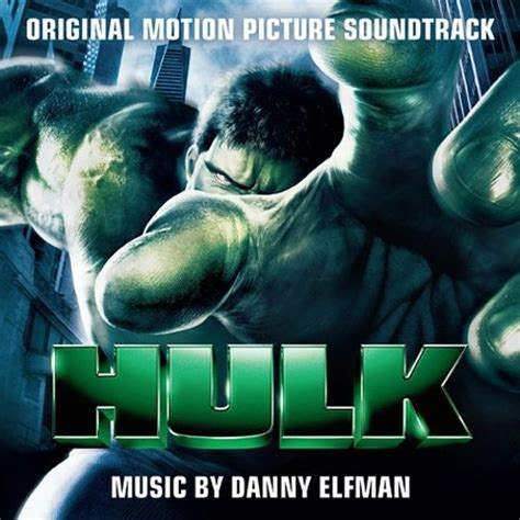 danny elfman credits hulk original motion picture soundtrack danny elfman