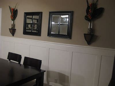 Cheap Wainscoting by Frugal Home Ideas Big Impact Small Budget Faux Wainscoting
