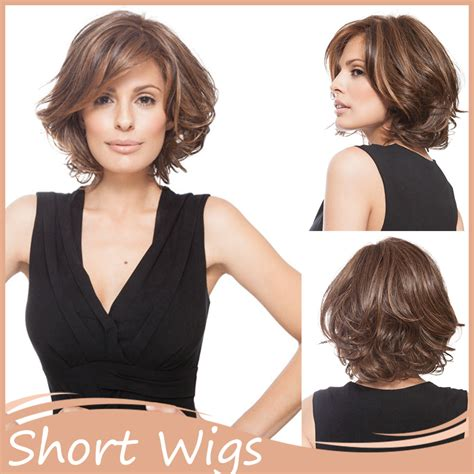 1pc natural wig african american short hairstyles wigs for black women synthetic quality free shipping 1pc short natural wig curly wigs synthetic