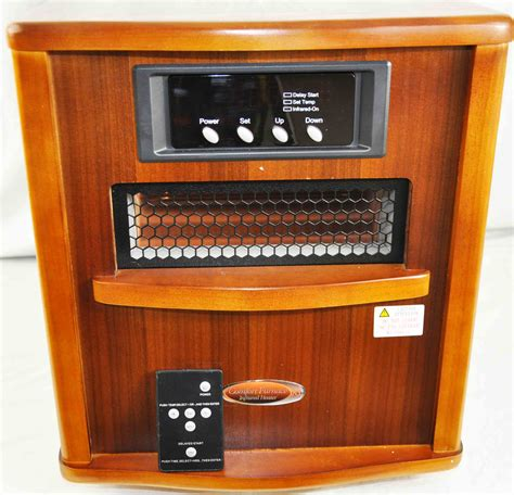 comfort furnace manual comfort furnace electric heater xl infrared walnut
