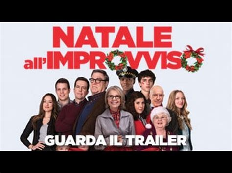 film natale 2015 natale all improvviso trailer ufficiale 2015 youtube