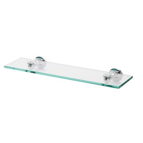 Glass Shelf Bathroom To Give Your Home Decor Extra Buzz Bathroom Shelves Glass