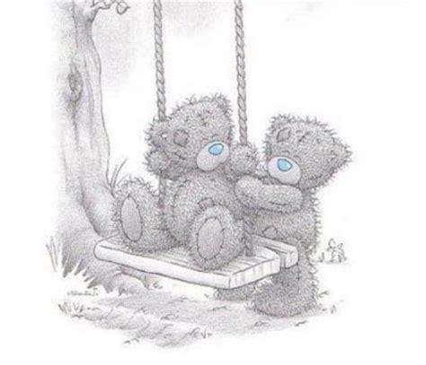 swinging teddy ositos tatty teddy hermosos taringa