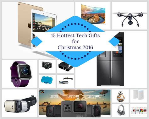hot tech gifts 15 hottest tech gifts for christmas 2016