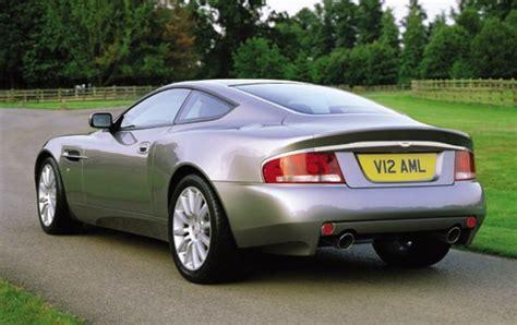 Aston Martin Vanquish 2002 by 2002 Aston Martin V12 Vanquish Green 200 Interior And