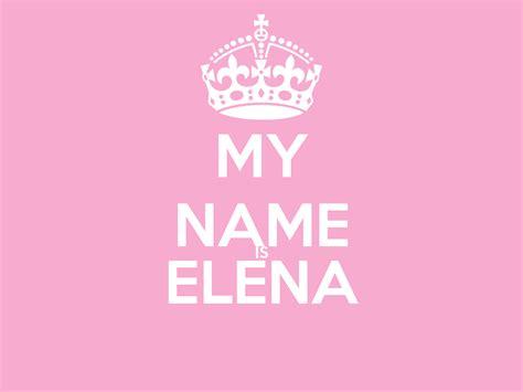 names themes download my name is elena poster biba keep calm o matic