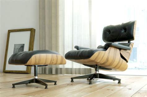 Eames Lounge Chair Knock by Eames Lounge Chair Knock Colour Story Design The