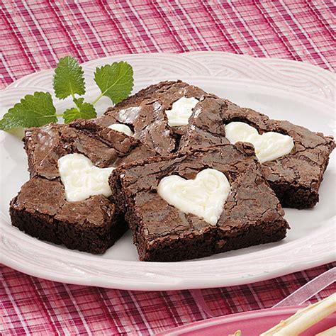 valentines brownies brownies recipe taste of home