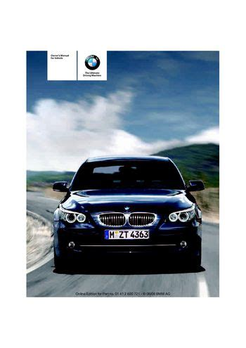 download car manuals pdf free 2004 bmw 530 regenerative braking download 2009 bmw 528i owner s manual pdf 294 pages