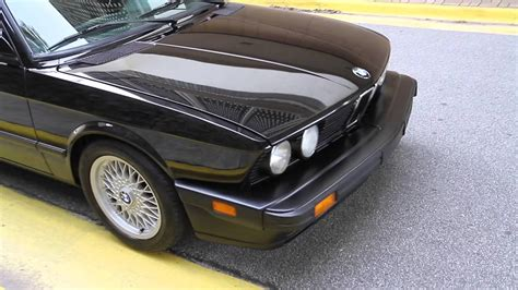 1988 Bmw M5 For Sale by 1988 Bmw E28 M5 For Sale