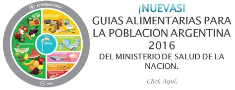 paritarias para la alimentacion 2016 gu 237 as alimentarias para la poblaci 243 n argentina 2016
