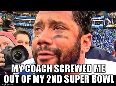 Russell Wilson Wife Meme - russell wilson super bowl xlix meme sports unbiased