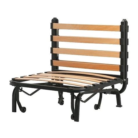 Ikea Sofa Bed Chair Lycksele Chair Bed Frame Ikea