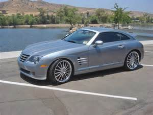 Chrysler Crossfire 2009 2009 Chrysler Crossfire With 19 Quot And 20 Quot Mandrus Millenium