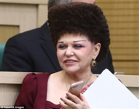 62 year old hairstyle russian senator s extravagant hairstyle is a hit online