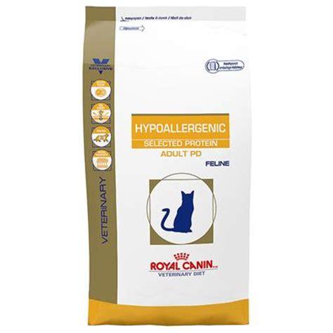 hypoallergenic food hypoallergenic cat food brands petcarerx
