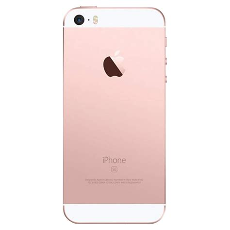 clevertronic apple iphone se gb rosegold kaufen