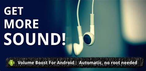 best quality app android improve sound quality with volume booster apps for android