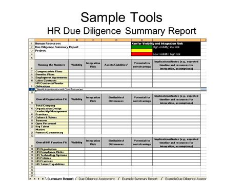 real estate due diligence report sle sle of due diligence report 28 images tax due
