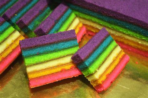 Kek Rainbow Cheese lissa n rayyan my cupcakes ma0150807 h kek lapis