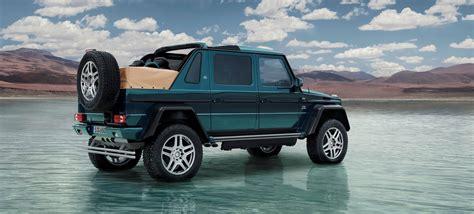 maybach jeep 2017 wallpaper mercedes maybach g 650 landaulet suv geneva