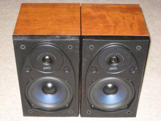 Polk Audio Rt15i Bookshelf Speakers Magnavox Vintage Stereo Wall Speakers Outstanding Ex On