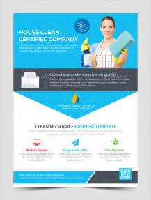 Cleaning Flyers Templates by House Cleaning Flyer Template 23 Psd Format