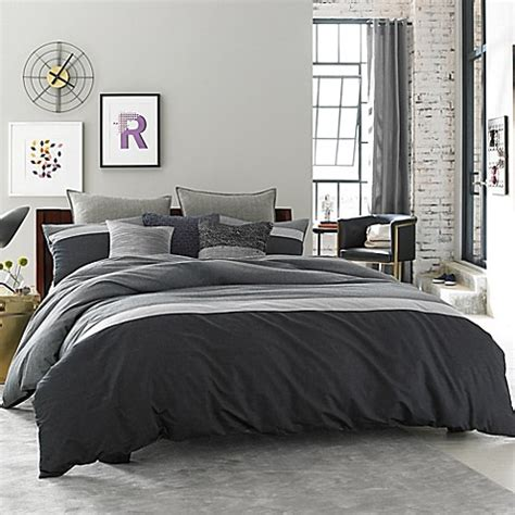 kenneth cole reaction comforter set buy kenneth cole reaction home fusion twin comforter in