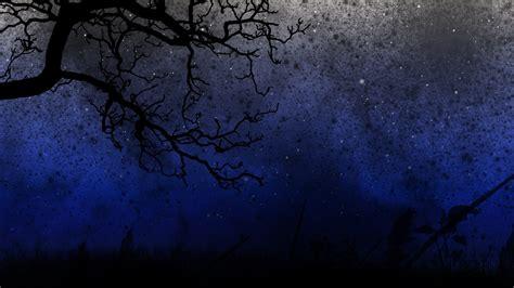 wallpaper hd night full hd wallpaper night sky tree art desktop backgrounds