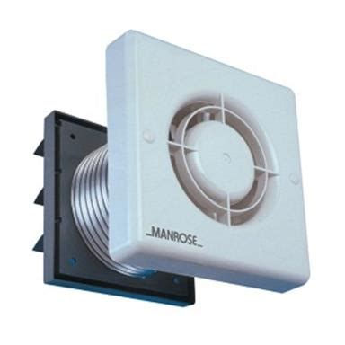 manrose extractor fans for bathrooms manrose 100mm bathroom extractor fan kit w timer
