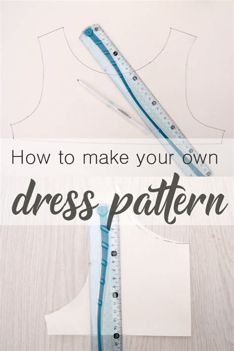pattern making for beginners dress pattern making easy tutorial for beginners
