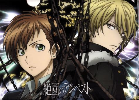 anime genre magic indo zetsuen no tempest bd sub indo episode 01 24 dan batch