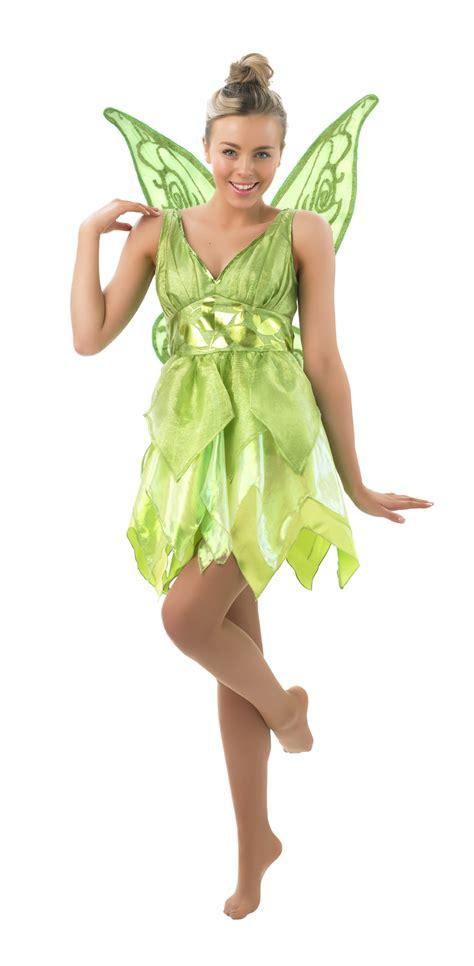 rub disney damen kostuem fee tinkerbell als elfe karneval