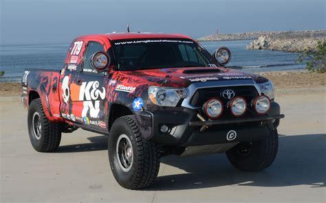 baja truck baja series toyota tacoma at baja 1000 the