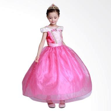 Agemlare Princess Dress Anak baju princess untuk anak terbaru ori harga promo