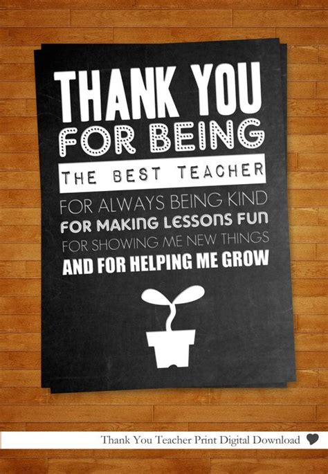 Thank You Letter To Kindy Best 25 Thank You Ideas On Thank You Gifts Thank You Gifts