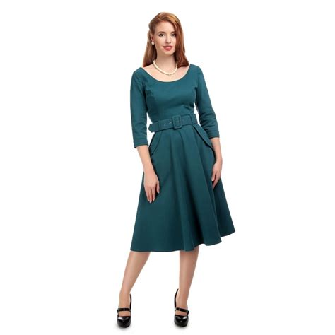 swing dress uk collectif vintage ivy swing dress collectif vintage from