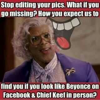 How To Find That Look Like You Stop Editing Your Pics What If You Go Missing How You Expect Us To Find You If You