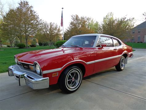1977 Ford Maverick by All American Classic Cars 1977 Ford Maverick 2 Door Coupe
