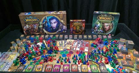 Ars Alchimia Board our thoughts on wow bg world of warcraft the boardgame