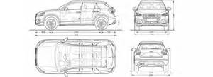 Audi Q2 Dimensions Audi Q2 Size And Dimensions Guide Carwow