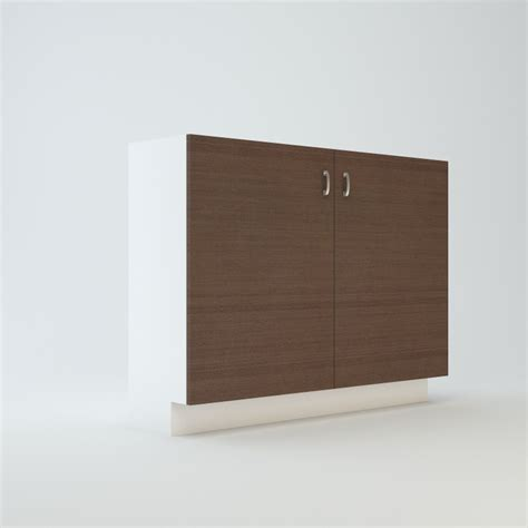 Shallow Cabinet With Doors Base Shallow Cabinet 45 Quot Wide For Two Doors