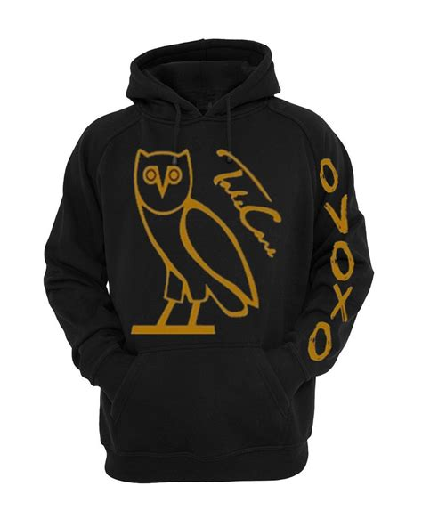 drake ovo sweater ovoxo drake gold owl ovo hoodie new s xxl hooded