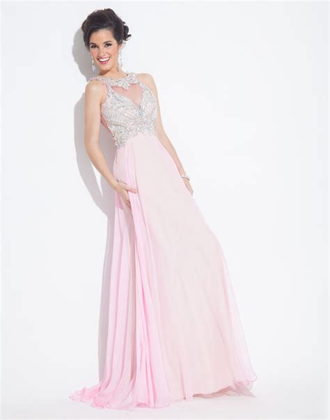 Light Pink Dresses by Light Pink Formal Dresses Kzdress